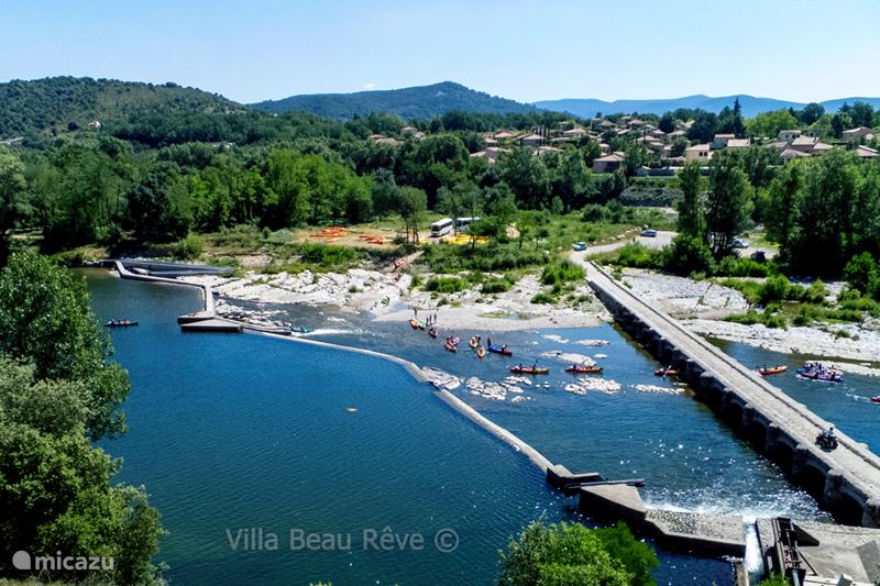 Vakantiehuis Frankrijk, Ardèche, Vallon-Pont-d'Arc Villa Villa Beau Rêve met privé zwembad