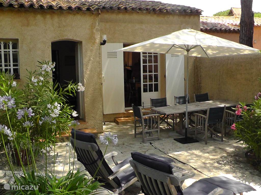 Vacation rental France, French Riviera, Ramatuelle Terraced House Residence de Pampelonne