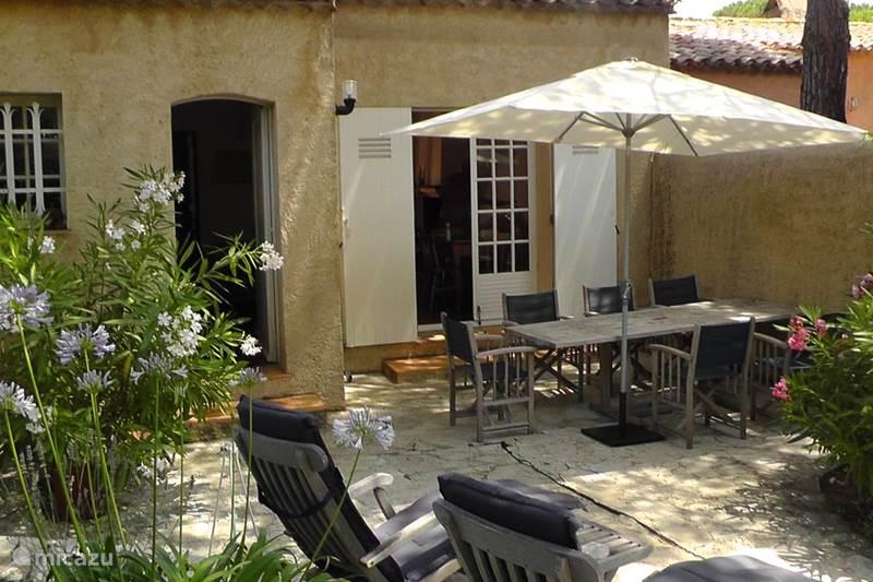 Vakantiehuis Frankrijk, Côte d´Azur, Ramatuelle Geschakelde woning Residence de Pampelonne