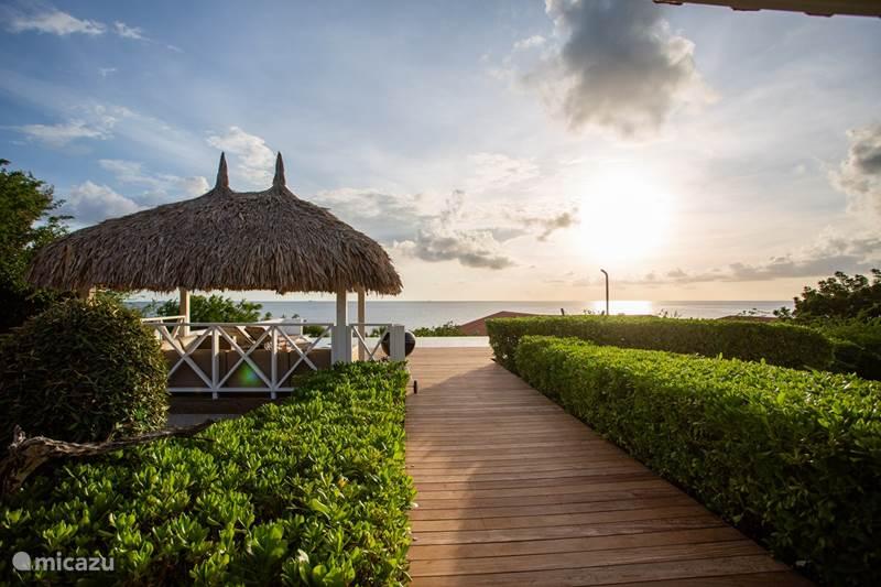 Vacation rental Curaçao, Banda Ariba (East), Jan Thiel Villa Bista Riba Laman, Villa with pool!