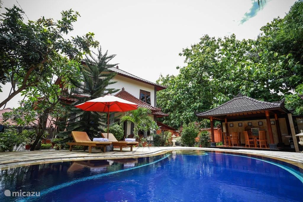Vacation rental Indonesia, Bali, Lovina Villa Villa Maryadi
