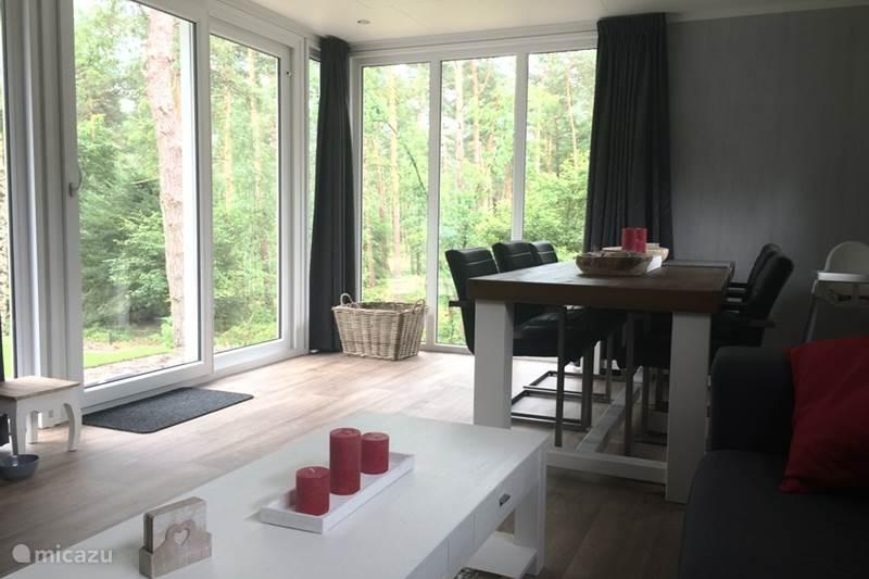 Vakantiehuis Nederland, Gelderland, Beekbergen Bungalow Bosrand bungalow 11 incl. 2 e-bikes