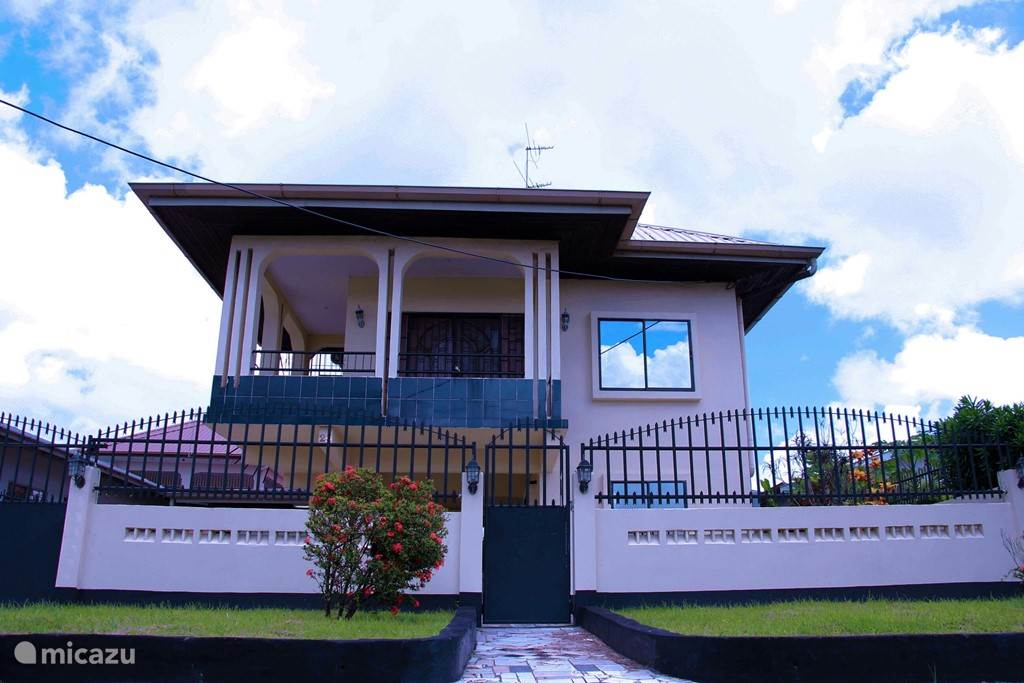 Vakantiehuis Suriname – vakantiehuis Vakantiewoning Hermitage
