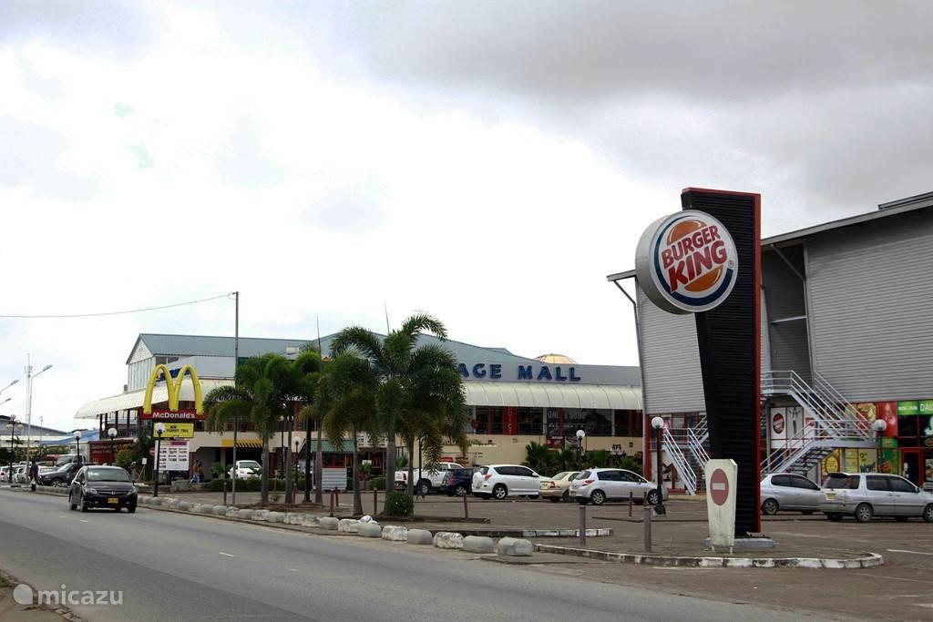 Hermitage Mall foodcorner