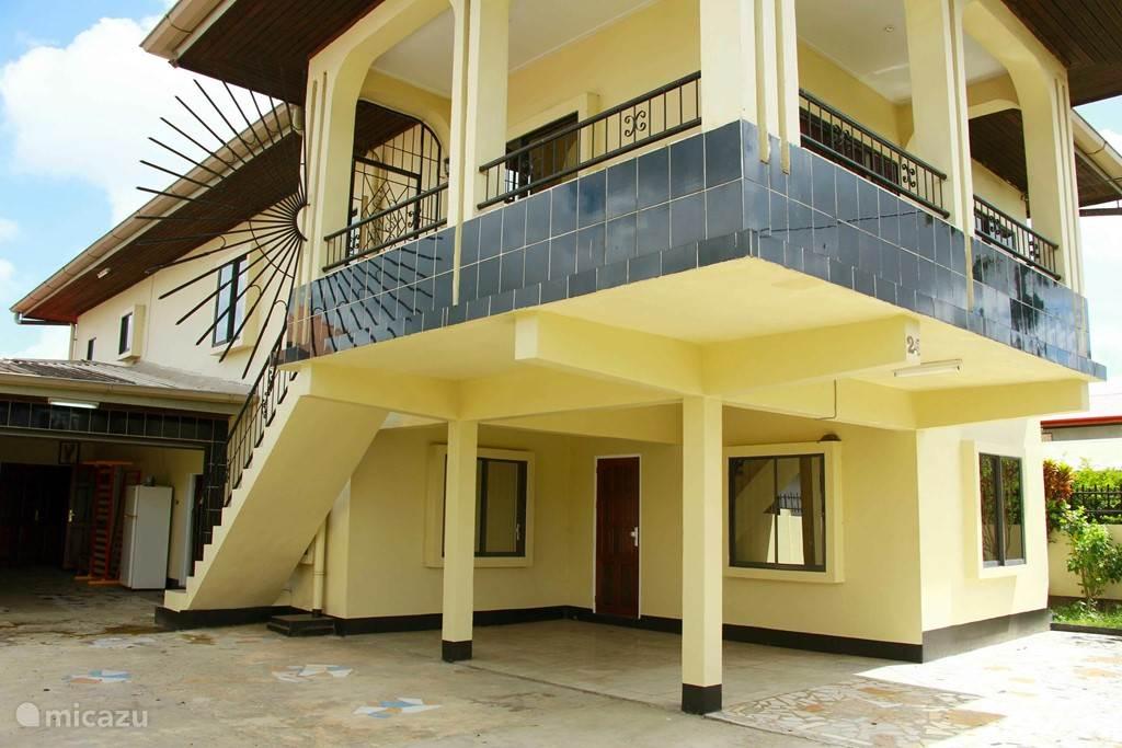 Vakantiehuis Suriname, Paramaribo, Paramaribo Vakantiehuis Vakantiewoning Hermitage
