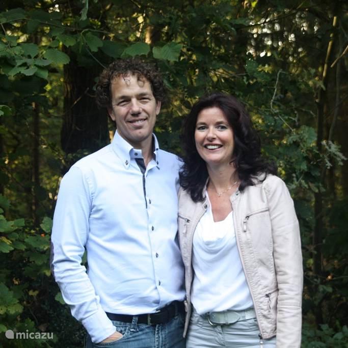 Henrie en Willeke Dassen
