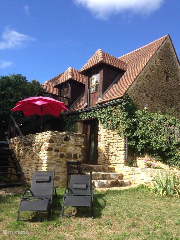 Vacation rental France, Dordogne – bed & breakfast Lo Petit Cretsou (2p),Les Bernardies