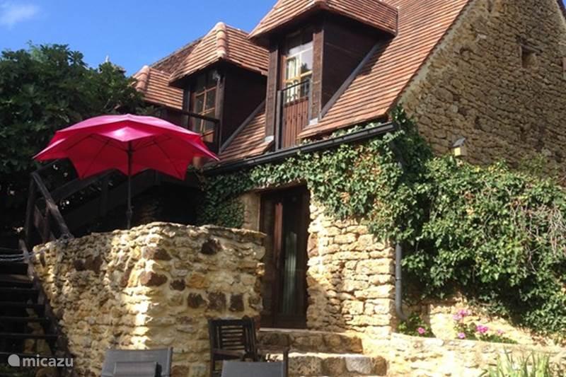 Vakantiehuis Frankrijk, Dordogne, Simeyrols Bed & Breakfast Lo Petit Cretsou B&B vlakbij Sarlat