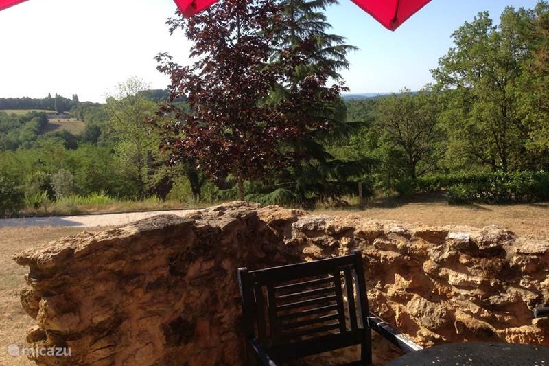Vacation rental France, Dordogne, Simeyrols Bed & Breakfast Lo Petit Cretsou (2p),Les Bernardies