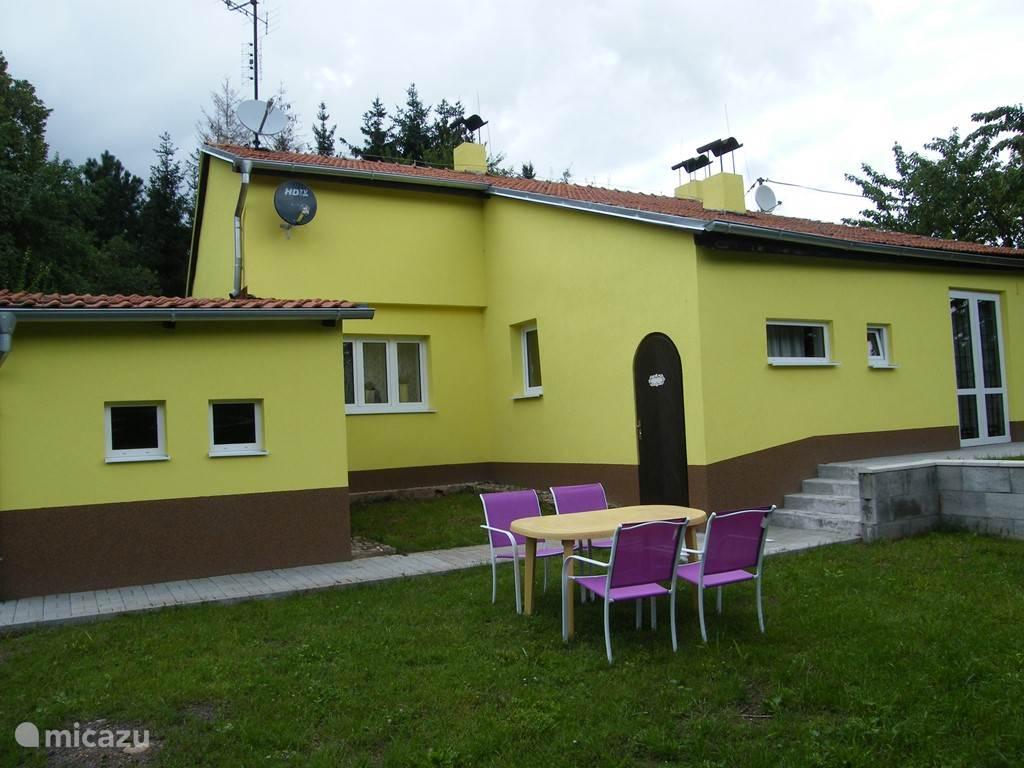Vakantiehuis Tsjechië, Usti Nad Labem, Lubenec - vakantiehuis Holiday Home Repany