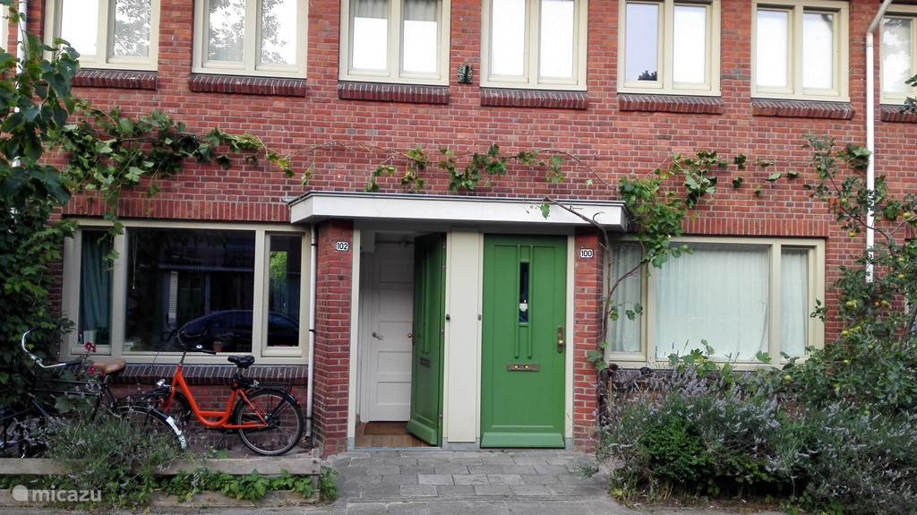 Vakantiehuis Nederland, Noord-Holland, Amsterdam - stadswoning Authentiek huis in Amsterdam-Noord