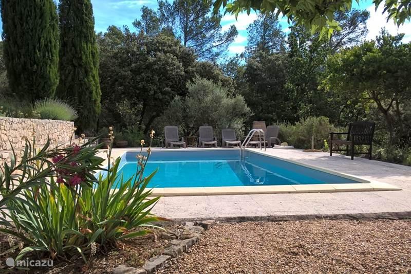 Vakantiehuis Frankrijk, Var, Entrecasteaux Villa Le Début