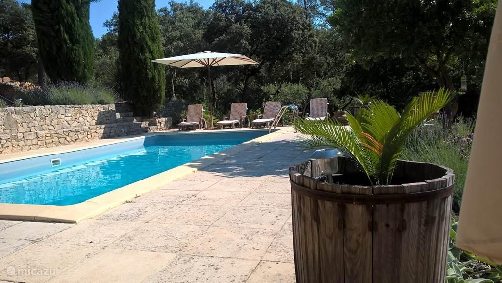 Vakantiehuis Frankrijk, Provence, Entrecasteaux Villa Le Début
