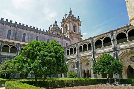 ALCOBACA, grootste middeleeuwse klooster