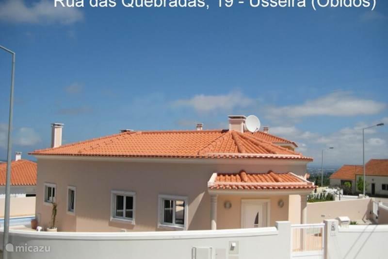 Vakantiehuis Portugal, Costa de Prata, Obidos Vakantiehuis Vrijstaand vakantiehuis nabij Óbidos