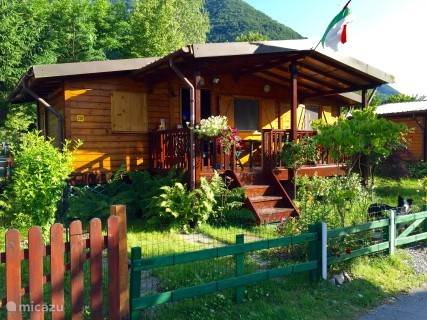 Vacation rental Italy, Italian Lakes, Porlezza chalet Top chalets at the Lago di Lugano