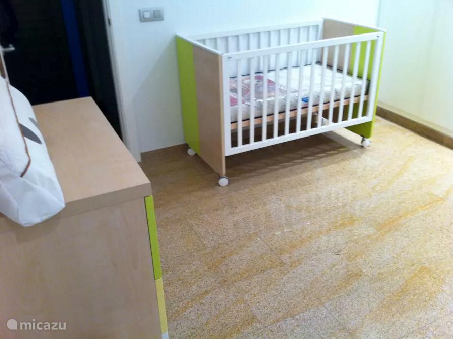Kinderkamer/dressingroom