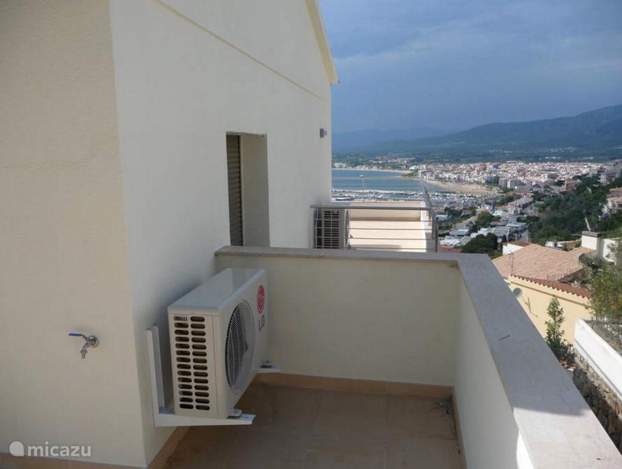 Iedere kamer beschikt over airconditioning
