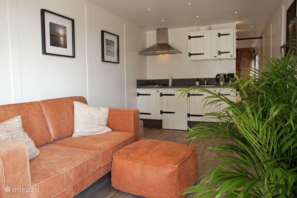 Vakantiehuis Nederland, Friesland, Terherne Chalet Strandchalet Sense