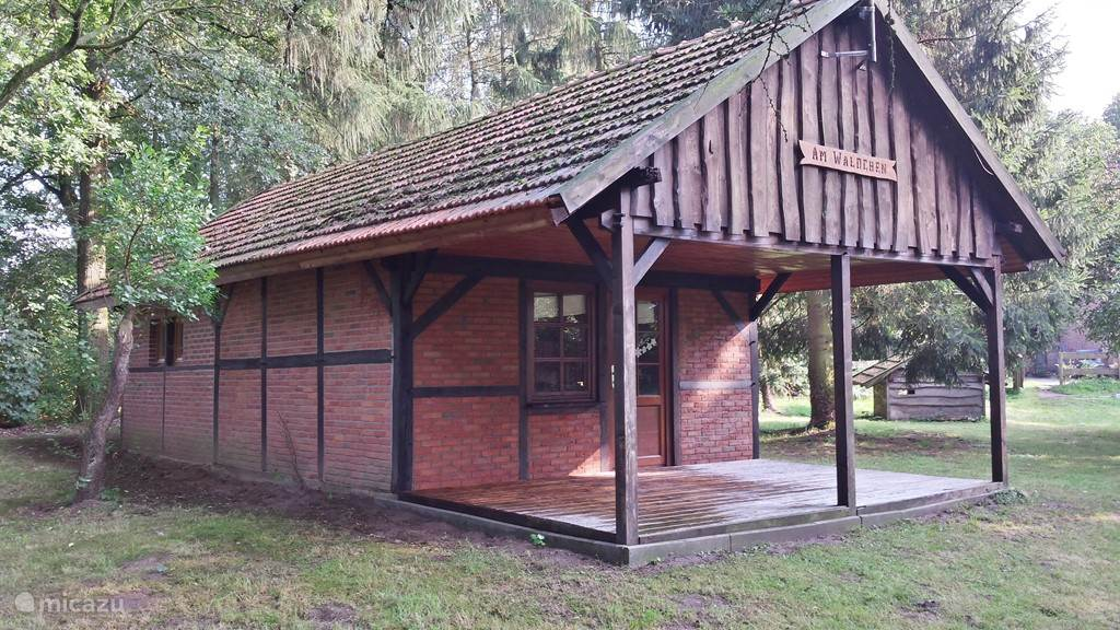 Vacation rental Germany, Lower Saxony, Uelsen holiday house Holiday home Am Wäldchen