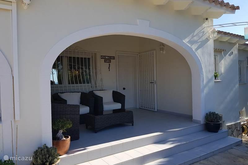 Vakantiehuis Spanje, Costa Blanca, Pedreguer Villa Casa Coby 6 persoons villa La Sella