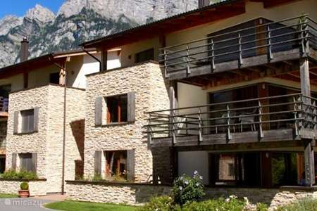 Vacation rental Switzerland – apartment Spacious 4p apartment on the Walensee