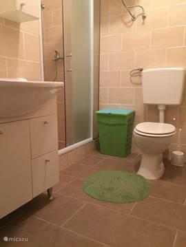 appartement villa familie app 1 in prizna kvarner bucht kroatien mieten micazu. Black Bedroom Furniture Sets. Home Design Ideas
