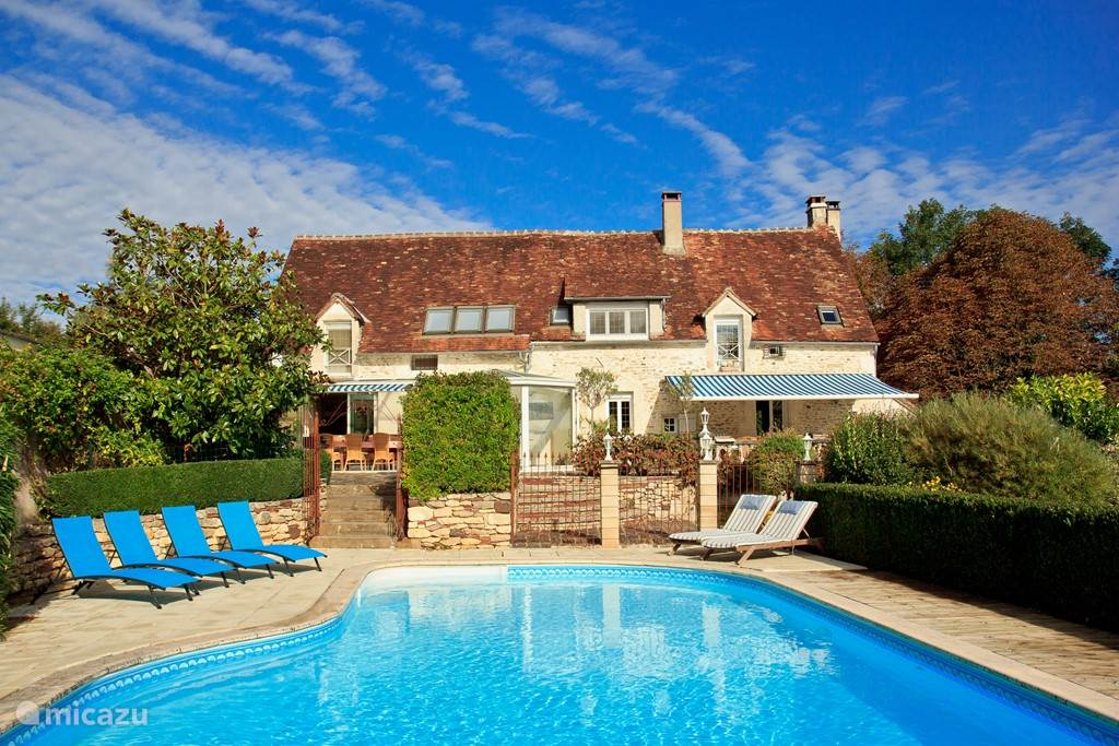 Vakantiehuis Frankrijk, Bourgogne, Lainsecq boerderij La Guirtelle
