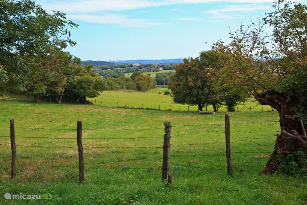 Prachtig landelijk uitzicht