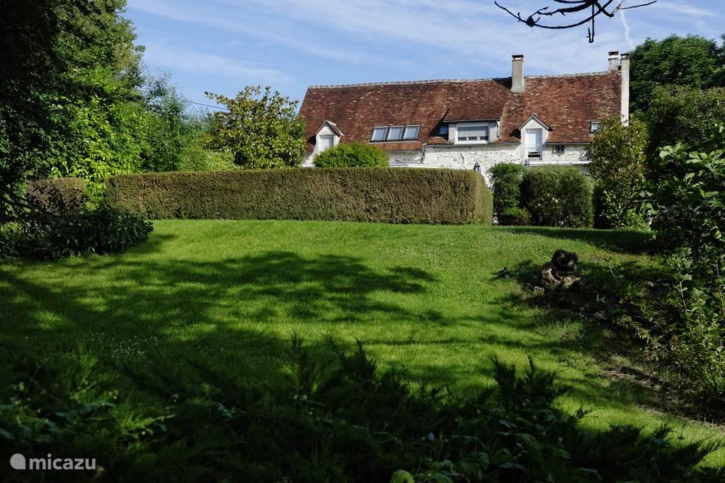 Vakantiehuis Frankrijk, Yonne, Lainsecq Boerderij La Guirtelle