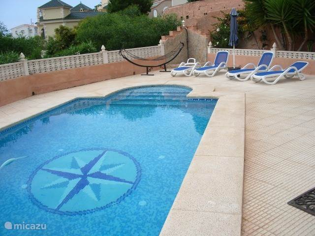 Het waanzinnige zwembad