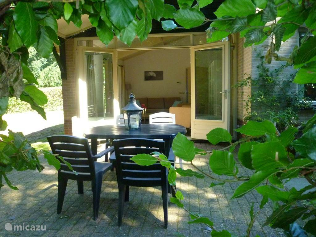 Vakantiehuis Nederland, Gelderland, Putten - vakantiehuis Bijkomen op de Veluwe 4+1