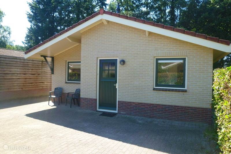 Vakantiehuis Nederland, Gelderland, Putten Vakantiehuis Bijkomen op de Veluwe 4+1