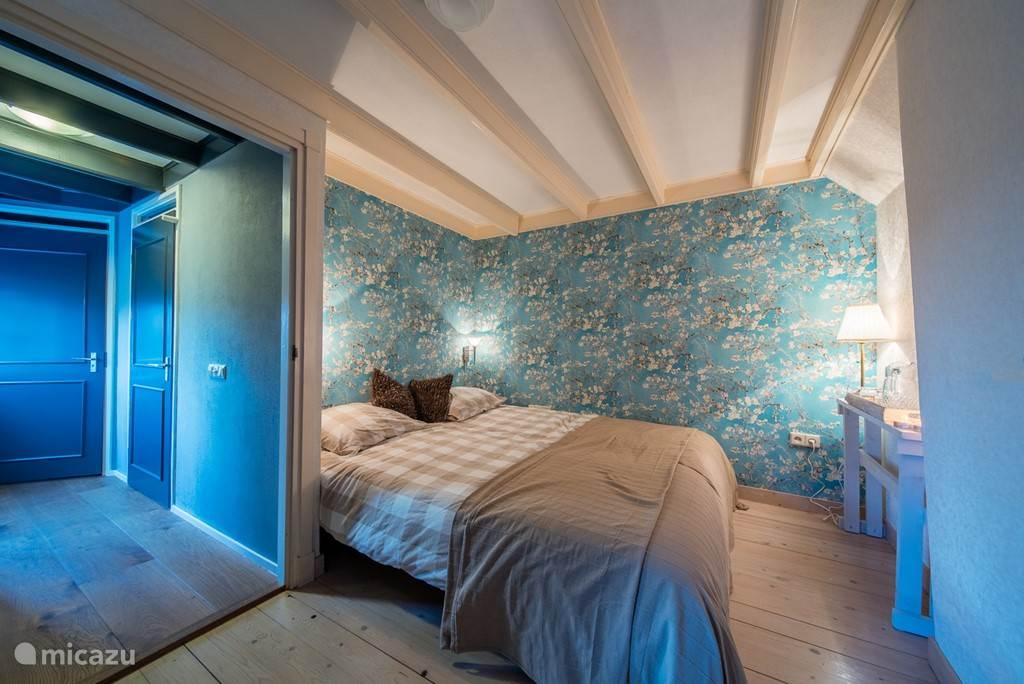 de Van Gogh kamer (2 persoonsbed)