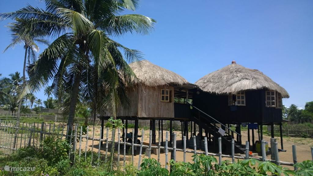 Vacation rental Togo – holiday house Zisi plage