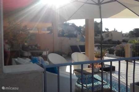 Vakantiehuis Spanje, Costa Blanca, Benissa appartement Jardines de Montemar 1