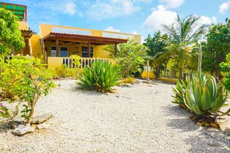 Vacation rental Bonaire, Bonaire, Kralendijk holiday house Greenhouse Kingdoms