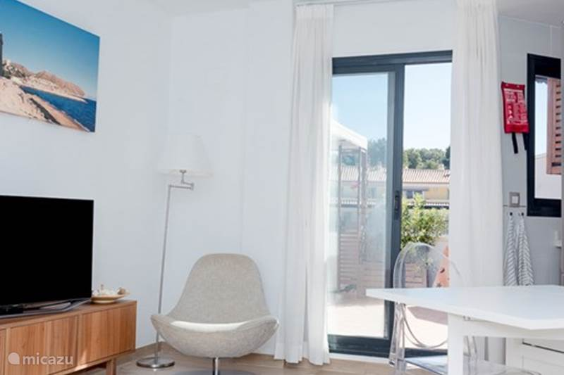 Vakantiehuis Spanje, Costa Blanca, Moraira Appartement Penthouse Moraira (centrum)