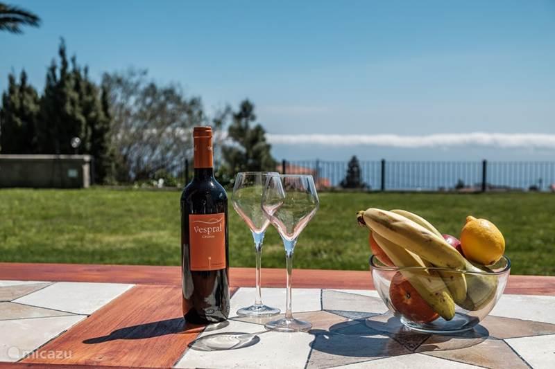 Vakantiehuis Spanje, Tenerife, La Esperanza Appartement Natuur met uitzicht en zee vlakbij