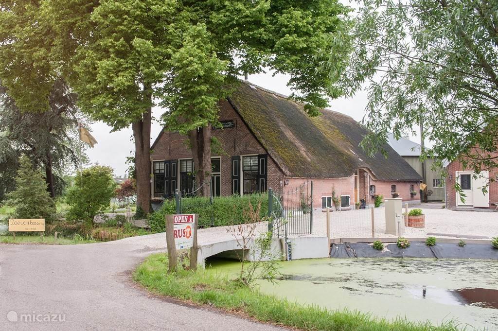 Vakantiehuis Nederland, Utrecht, Oudewater boerderij Urlaub am bauernhof