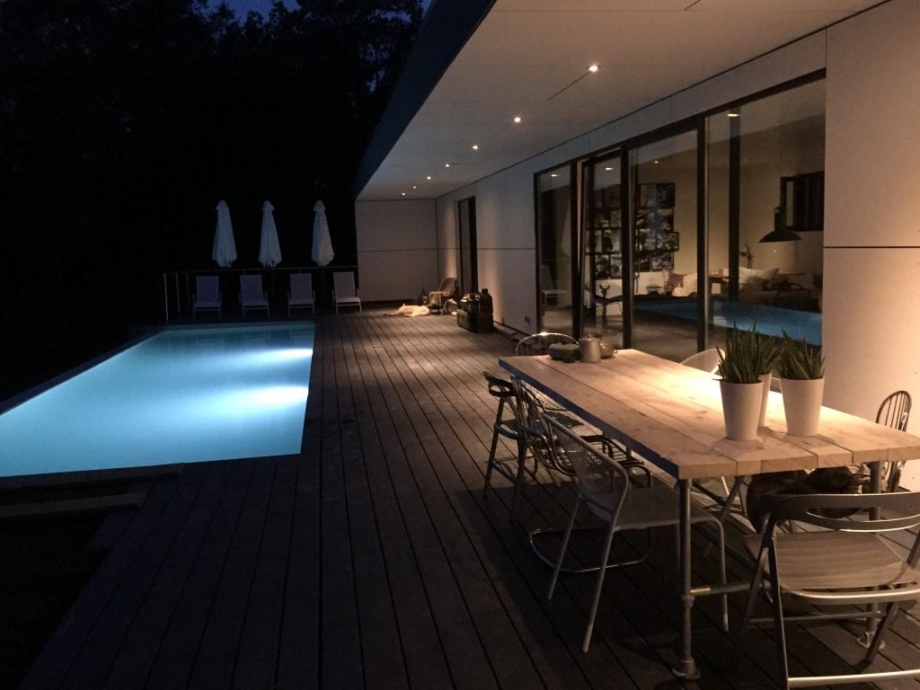 In de herfstvakantie bijkomen in de jacuzzi, boek dan nu snel dit fantastische vakantiehuis met verwarmd zwembad!