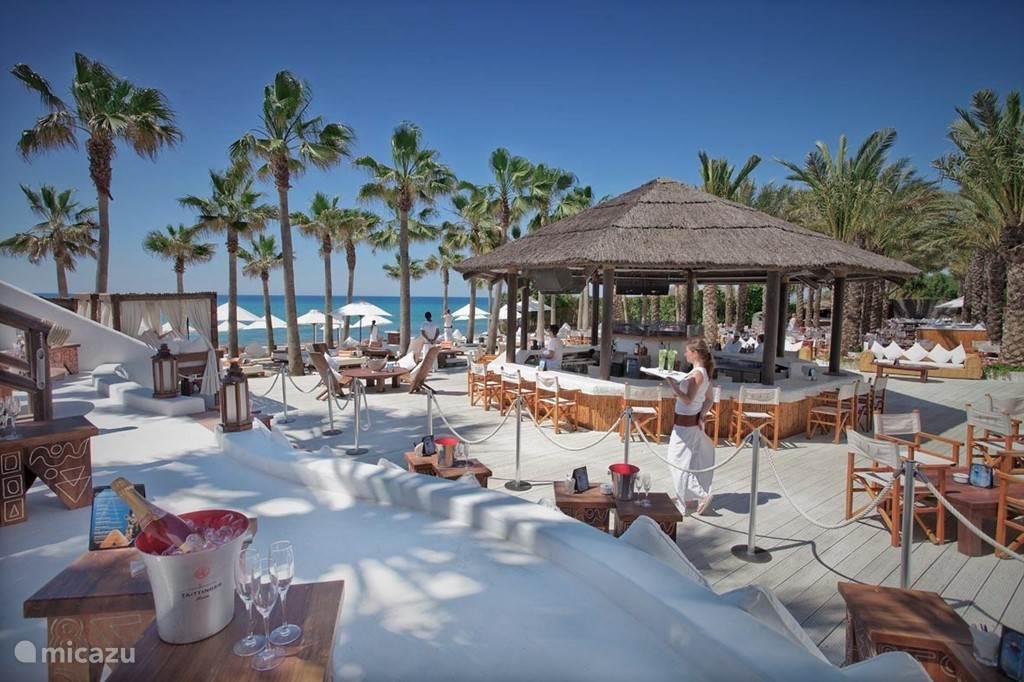Vakantiehuis Spanje, Costa del Sol, Fuengirola - penthouse Broncemar Zee & Strand