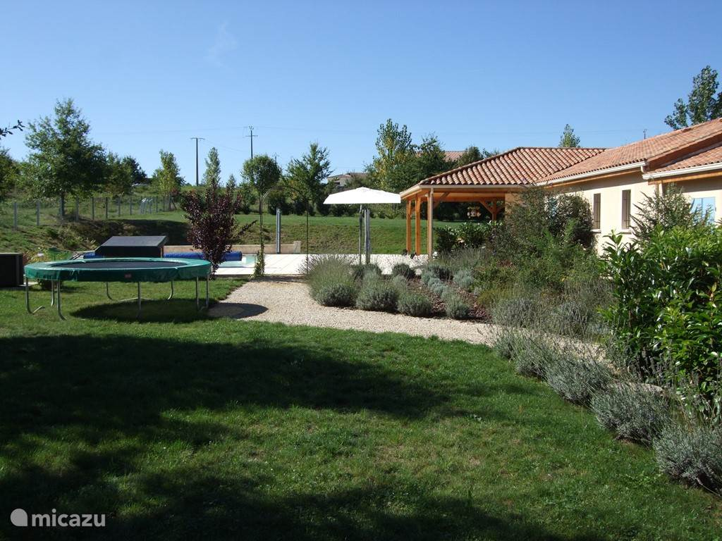 Vacation rental France, Dordogne, Lunas - holiday house Villa Lapero