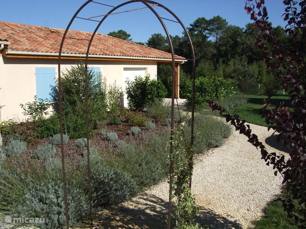 Vacation rental France, Dordogne, Lunas Holiday house Villa Lapero