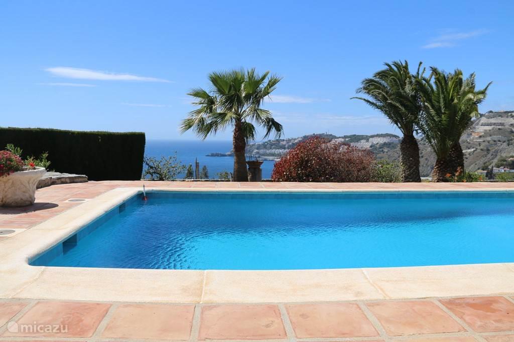 Vacation rental Spain, Costa del Sol, Almunecar villa Villa Las Dalias in Costa Tropical