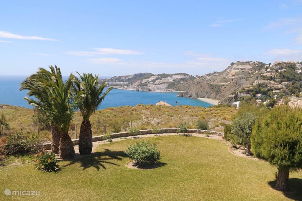 Vakantiehuis Spanje, Costa del Sol, Almunecar Villa Villa Las Dalias aan Costa Tropical