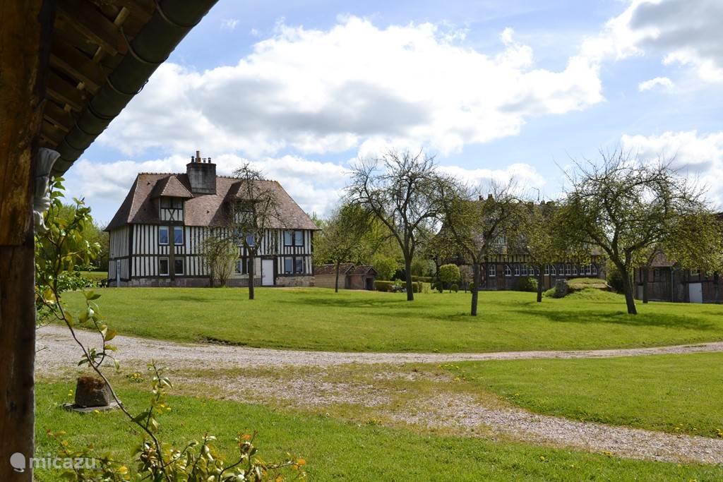 Vakantiehuis Frankrijk, Calvados, Prêtreville Vakantiehuis Etable