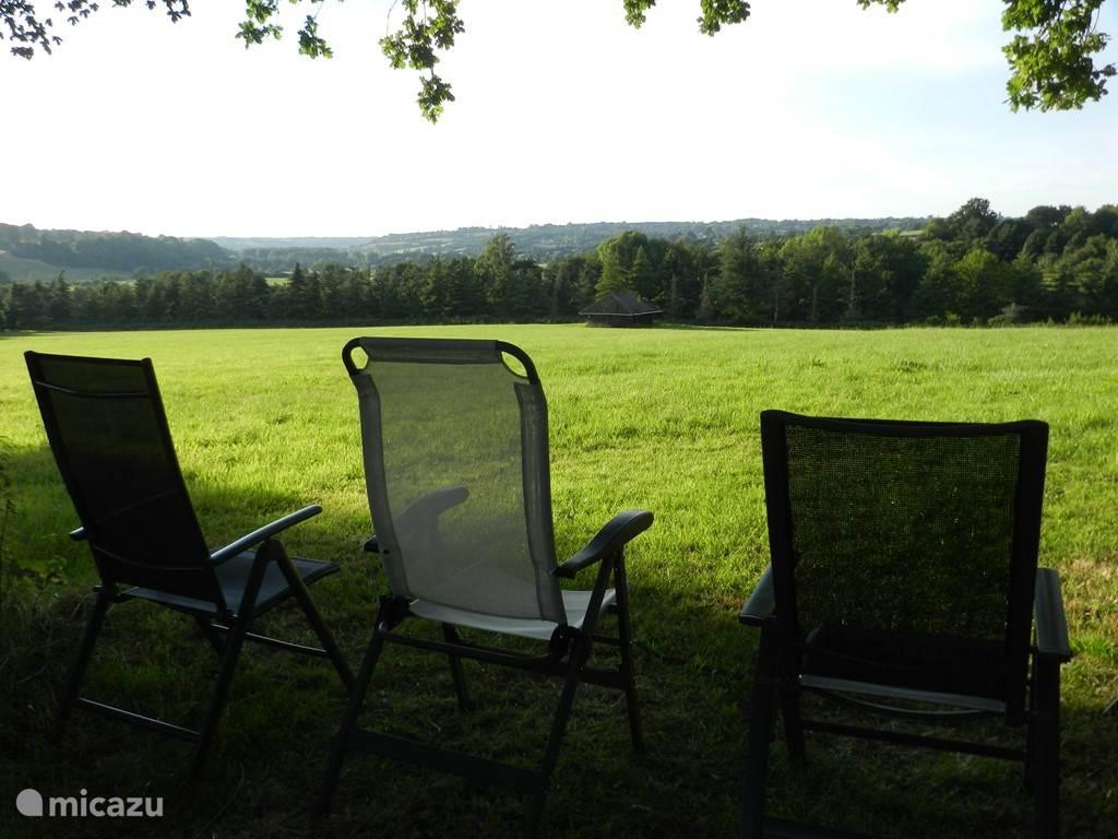 De Etable biedt mooie plekjes om te zitten
