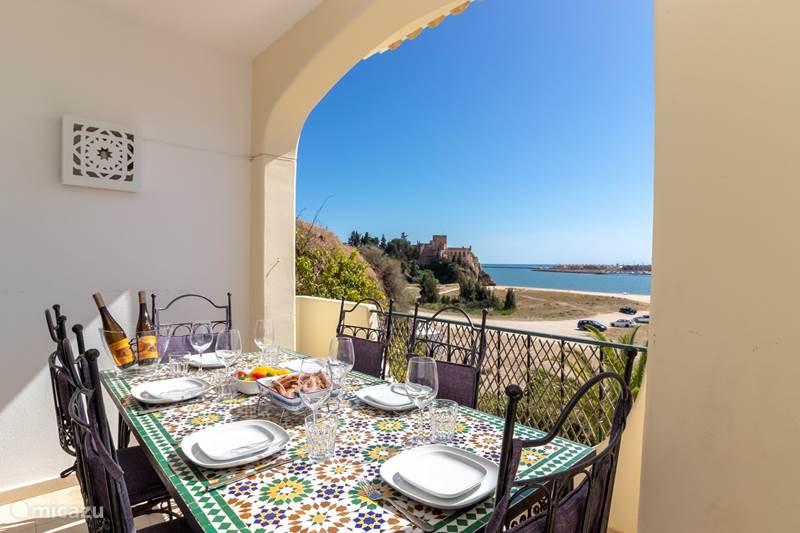 Vakantiehuis Portugal, Algarve, Ferragudo Appartement Clube Rio Appartement 6