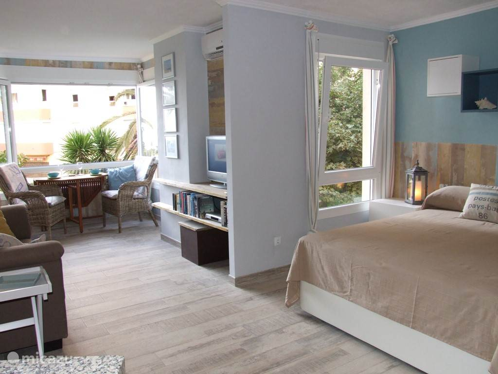 Vakantiehuis Spanje, Costa del Sol, Torrox-Costa - appartement The beach house
